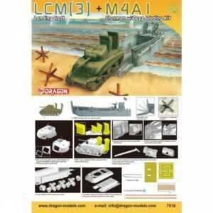 LCM(3) + M4A1 Sherman w/ DeepWadingKit