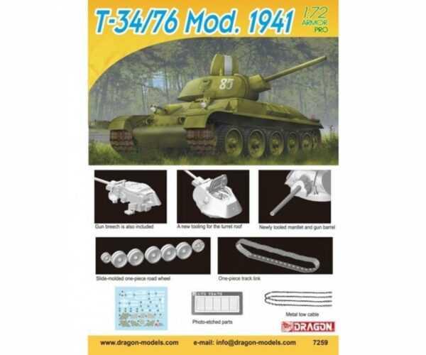T-34/76 Mod. 1941