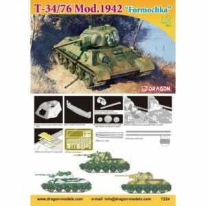 T-34/76 Mod.1942 Formochka