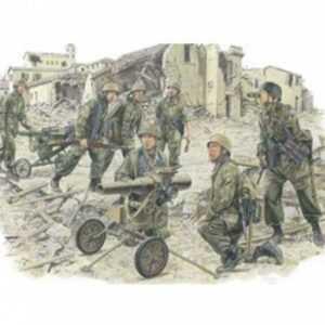7.5cm Leichtgeschütz 40 w/Crew