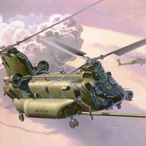 Model Set - MH-47 Chinook