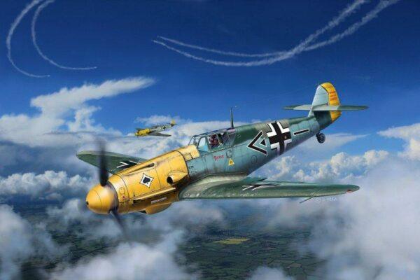 Model Set Messerschmitt Bf109