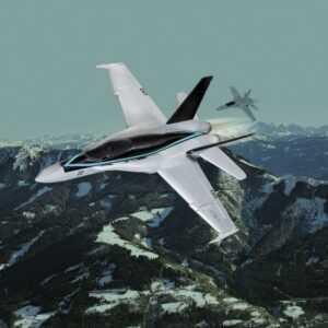 Model Set - F/A-18 Hornet Top Gun Maverick