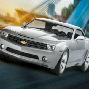 Model Set - Camaro Concept Car