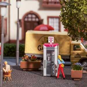 Telefonzelle Telekom