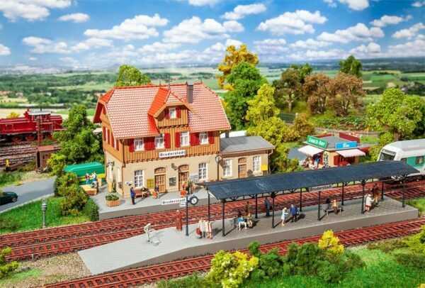 Aktions-Set - Bahnhof Bruderstadt
