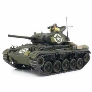 US M24 Chaffee Leichter Panzer