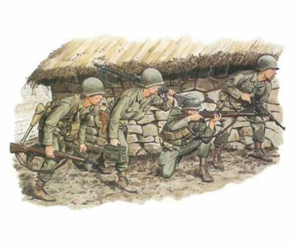 G.I. (Pusan Perimeter 1950)