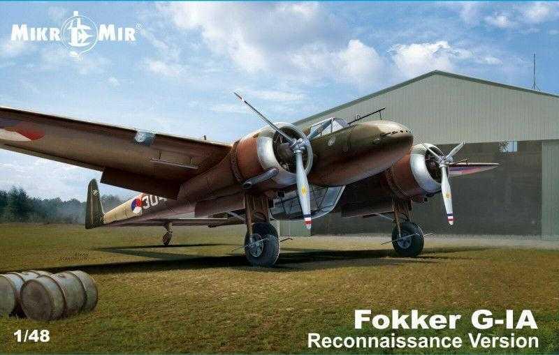 Fokker G-IA reconnaissance version