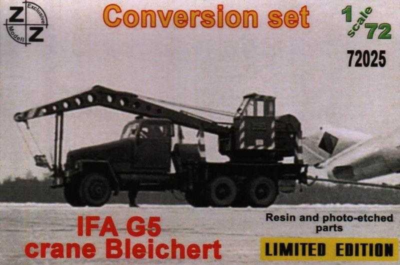 IFA G5 crane Bleichert (Conversion Set)