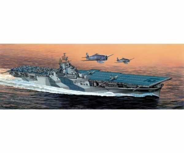 U.S.S. Hornet CV-12