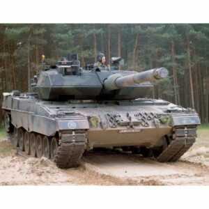 Bundeswehr Leopard 2A6