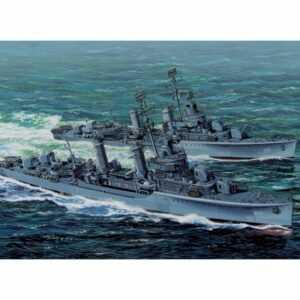USS Laffey DD-459 1942 (Smart Kit)