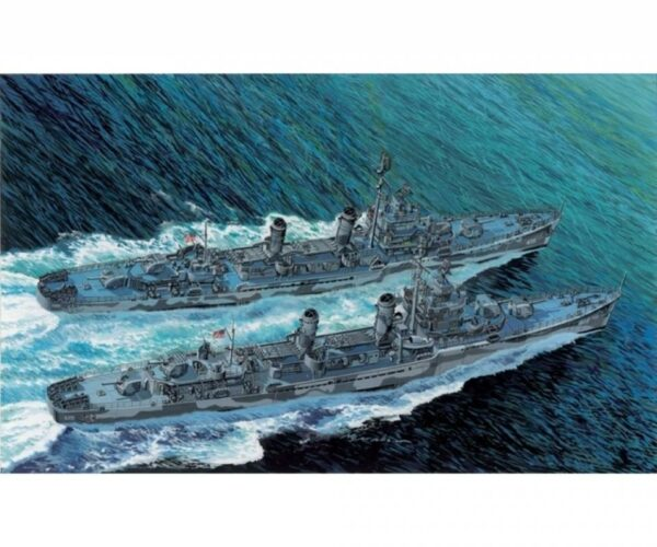 USS Livermore / Monssen 1942 (SmartKit)