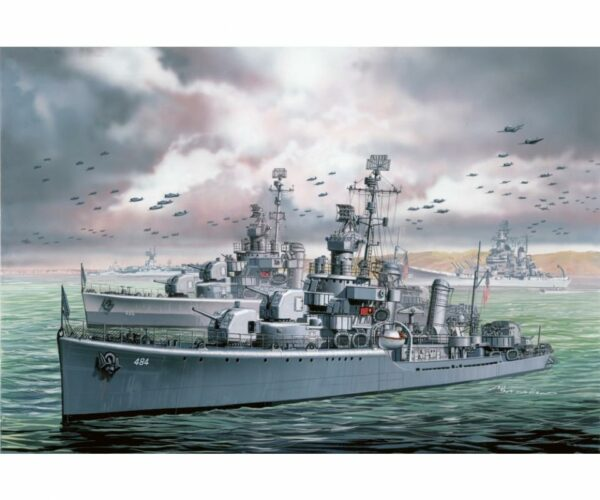USS Buchanan DD-484 (Smart Kit)