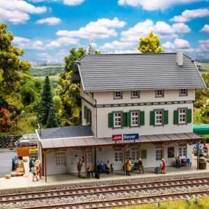 Bahnhof Bever