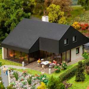 Architektenhaus mit Plattendach