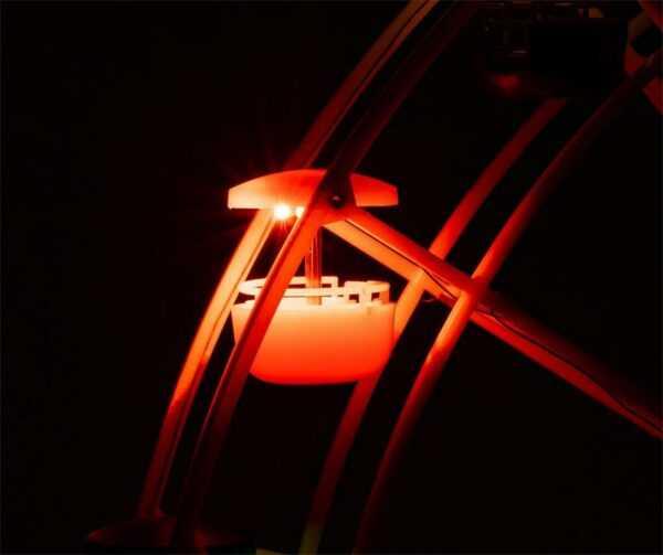 Riesenrad-LED-Lichtset