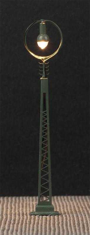 LED-Gittermast-Ringleuchte - 3 Stück