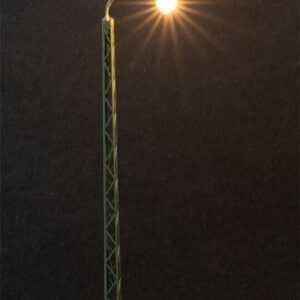 LED-Gittermast-Bogenleuchte - 1 Stück