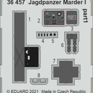 Jagdpanzer Marder I [Tamiya]