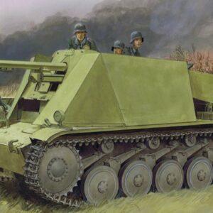 5cm PaK 38 L/60 auf Fgst.Pz.Kpfw.II