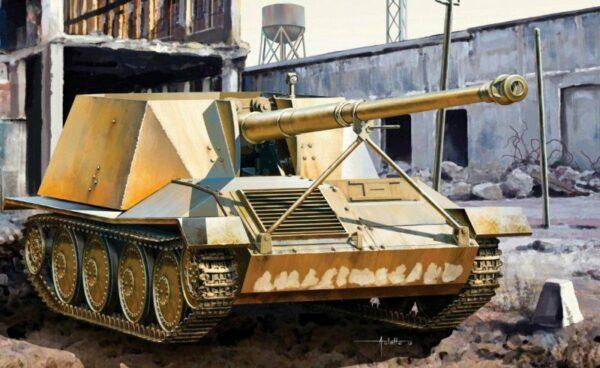 Ardelt-Rheinmetall 8.8cm PAK 43