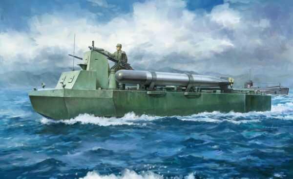 IJN Special Type 4 Ka-Tsu w/Torpedo