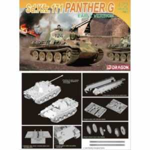 Sd.Kfz.171 Panther G Early Version