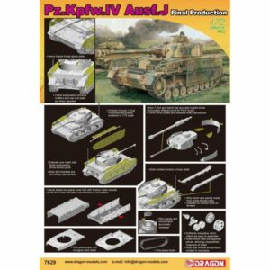 Pz.Kpfw.IV Ausf.J Final Production