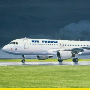 Airbus A-320 Air France - Starter Kit