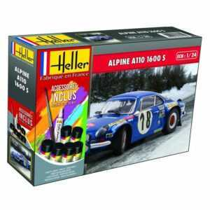 Alpine A110 (1600) - Starter Kit