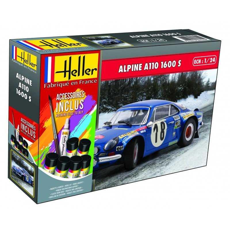 Alpine A110 (1600) – Starter Kit