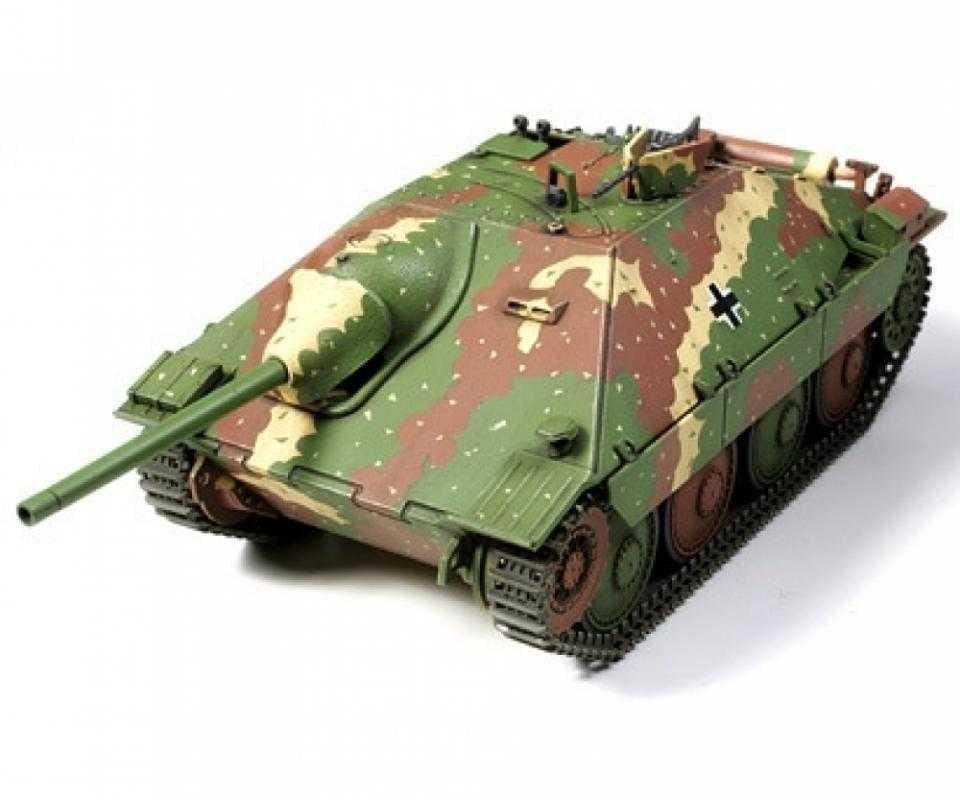 WWII Jagdpanzer 38t Hetzer Mit.Pro.