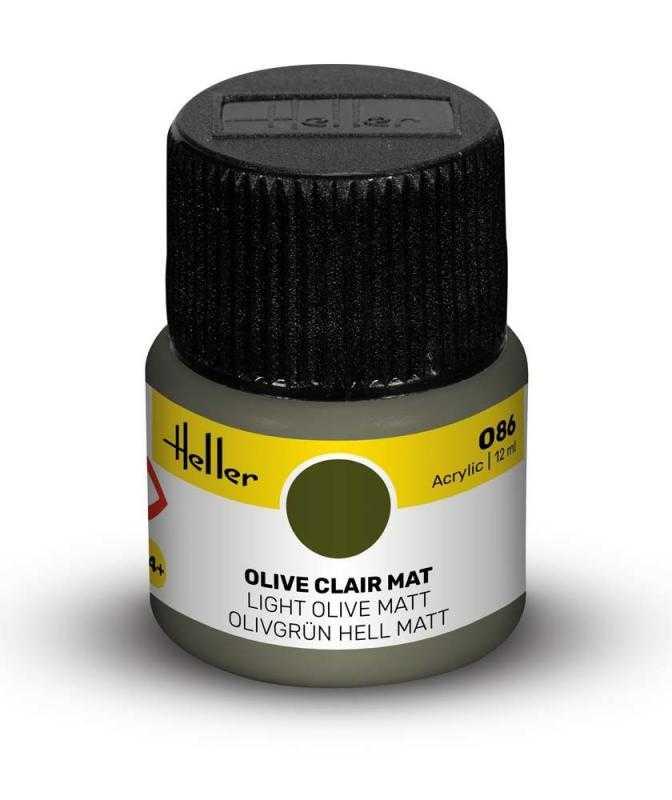 086 – Olivgrün hell matt [12 ml]
