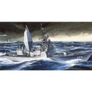 USS Arthur W Radford AEMSS Destroyer