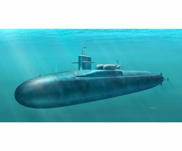 USS Florida SSGN-728 Ohio-class submarine