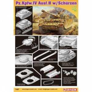 Pz.Kpfw.IV Ausf.H w/Schurzen