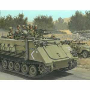 IDF M113 Arm. Personnel Carrier ´73