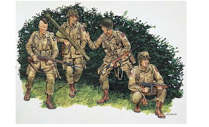 U.S. Army Airborne (Normandy 1944)