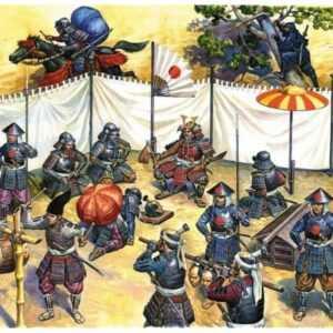 Samurai Army Headquarter 16th/17th cty