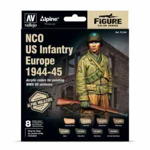 NCO US Infanterie
