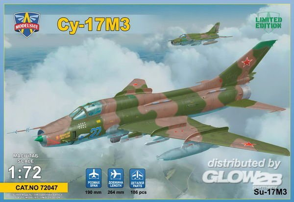 Sukhoi Su-17M3 Limited Edition