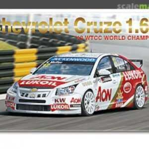 Chevrolet Cruze 1.6T ´13 WTCC WORLD CHAMPION