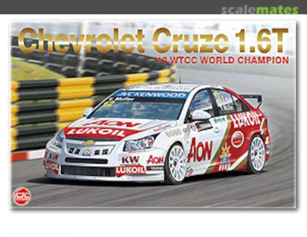 Chevrolet Cruze 1.6T ´13 WTCC WORLD CHAMPION