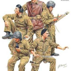 British Tank Crew - Special Edition