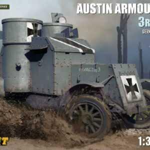 Austin Armoured Car 3rd Series:Germ
