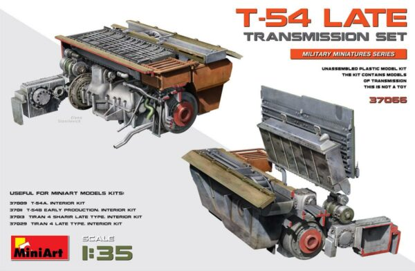 T-54 Late Transmission Set
