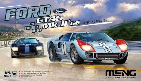 Ford GT40 Mk.II 66
