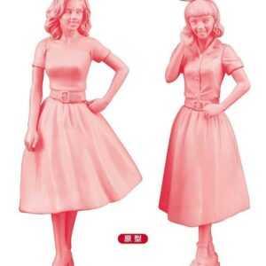 US-Girls im Stil der 50er Jahre